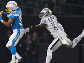 Philip Rivers finds Austin Ekeler up the middle for 23 yards