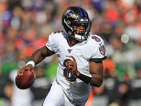 Lamar Jackson connects with Mark Andrews for early TD