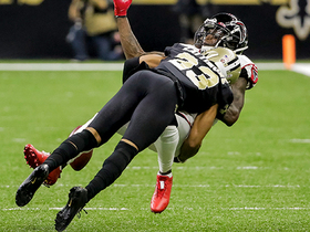 Lattimore shows POWER on strong PBU vs. Julio Jones