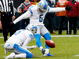 Matt Prater drills moonshot 54-yard FG