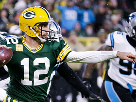 Can't-Miss Play: Rodgers' tight-window wonder hits Adams for 37 yards