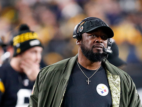 Tomlin breathes sigh of relief on gutsy fourth down conversion in own territory