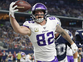 Can't-Miss Play: Kyle Rudolph corrals one-hand circus TD grab
