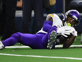 Can't-Miss Play: Diggs makes insane recovery to pull in 27-yard Cousins pass