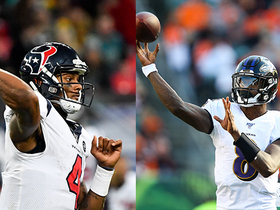 Evolution of Lamar Jackson and Deshaun Watson