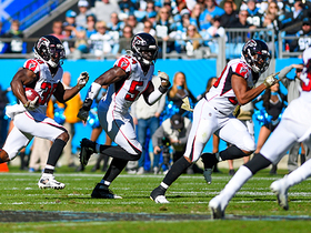 Can't-Miss Play: Barner burns Panthers for longest punt return TD of 2019