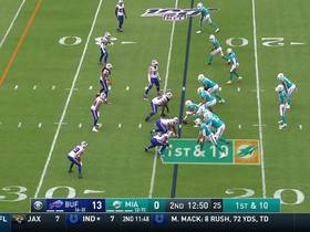 Star Lotulelei sniffs out Miami's screen play for TFL