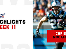 Christian McCaffrey's best plays from 191-yard game | Week 11