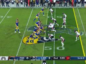 Cooper Kupp nearly takes DEEP pass to house for TD