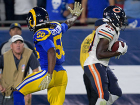 Can't-Miss Play: Cohen keeps feet inbounds for stunning, spinning TD