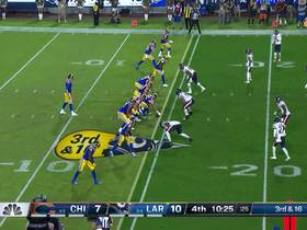 Rams pounce on ball after dangerous Kupp fumble