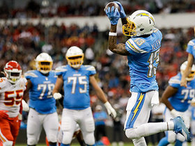 Keenan Allen's filthy route sets up 30-yard catch and run