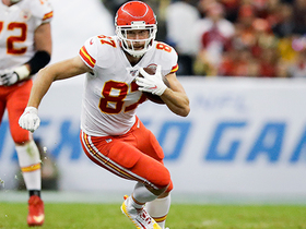 Travis Kelce puts Bolts' D in spin cycle with smooth open-field move
