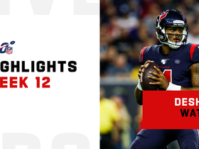 Deshaun Watson's best plays on 'TNF' | Week 12