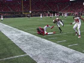 Matt Ryan drops absolute dime to Julio Jones for 31 yards down sideline