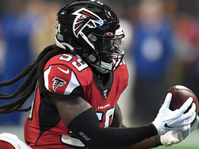 De'Vondre Campbell snags tipped-pass INT in second straight game