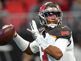 Jameis Winston dials major launch codes to Breshad Perriman for 43 yards