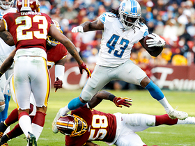 Scarbrough tears through Redskins' D with 30-yard dash
