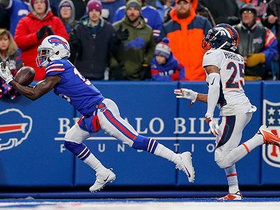 Can't-Miss Play: John Brown shows incredible control on TD catch from Josh Allen