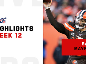 Baker Mayfield's best passes from 3-TD game | Week 12