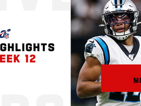 Every D.J. Moore catch from 126-yard day | Week 12