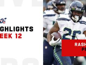Every Rashaad Penny carry from career game vs. Eagles | Week 12