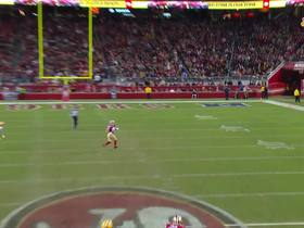 Right back at you! Kittle responds to Packers TD with score of his own