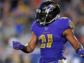 Ingram, again! Ravens RB takes quick route to catch TD