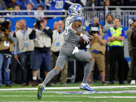 Blough evades blitz, throws 29-yard dart to Golladay