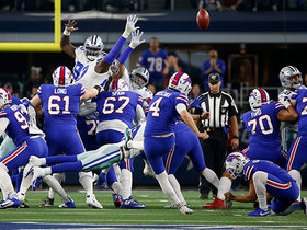 Hauschka misses wide right on 50-yard FG attempt