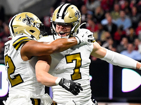 Taysom Hill does it all for Saints on terrific opening sequence