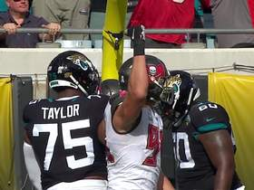 Bucs' D continue to terrorize Foles with third turnover on the day