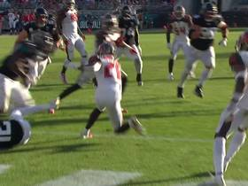 Sean Murphy-Bunting ends Minshew's drive with tipped INT