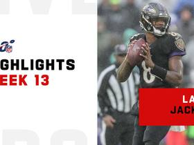 Lamar Jackson's most jaw-dropping plays vs. 49ers | Week 13