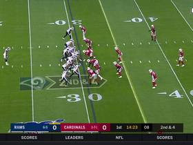 Robert Woods turns screen pass into 25-yard burst