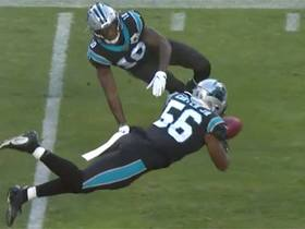Panthers recover perfectly-executed onside kick