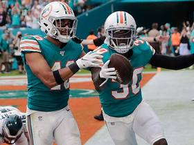 Dolphins ICE win with end-zone INT on Eagles' Hail Mary attempt