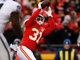 Chiefs' play call opens up Darrell Williams for opening-drive TD