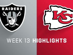 Raiders vs. Chiefs highlights | Week 13