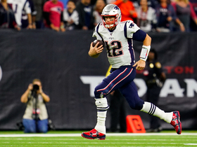 Tom Brady shows off athleticism on longest rush of 2019