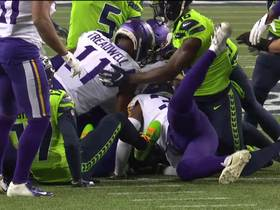 Vikings fumble kick return to seal 'MNF' win for Seahawks