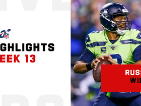 Best throws from Russell Wilson on 'MNF' | Week 13