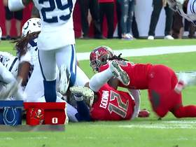 Colts' D gets back-to-back turnovers with fumble recovery