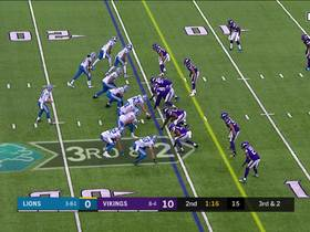 Hat-trick sack for Hunter! Vikes DE gets third QB takedown of day