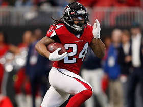 Devonta Freeman bursts for first rushing TD since 2017