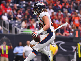Phillip Lindsay darts into the end zone for goal-line TD