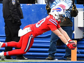 Bills' rub routes open up Cole Beasley for key TD