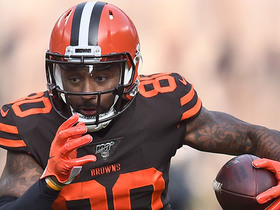 Jarvis Landry unleashes sick spin move on 34-yard catch and run