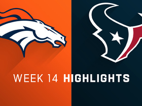 Broncos vs. Texans highlights | Week 14
