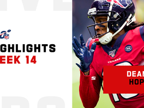 Every catch from DeAndre Hopkins' 120-yard game | Week 14